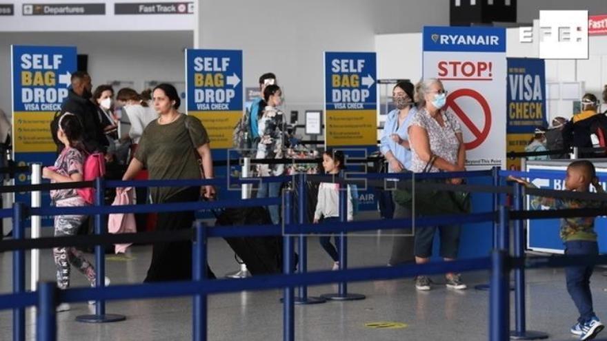 Los pasajeros procedentes de España, Francia, Alemania e Italia no estarán obligados a cumplir una cuarentena de 14 días al llegar a Inglaterra a partir del próximo 10 de julio.