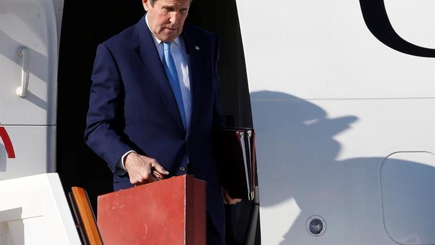 Kerry visitará Francia y Reino Unido para hablar de Siria y Ucrania
