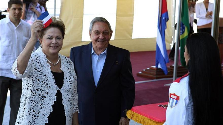 Castro, Ortega, Maduro, Bachelet, Cartes y Rousseff, asistirán a la investidura Vázquez