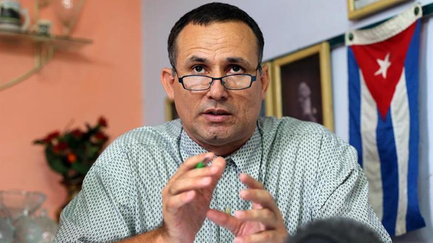 Llega a Miami el disidente cubano José Daniel Ferrer, líder de UNPACU