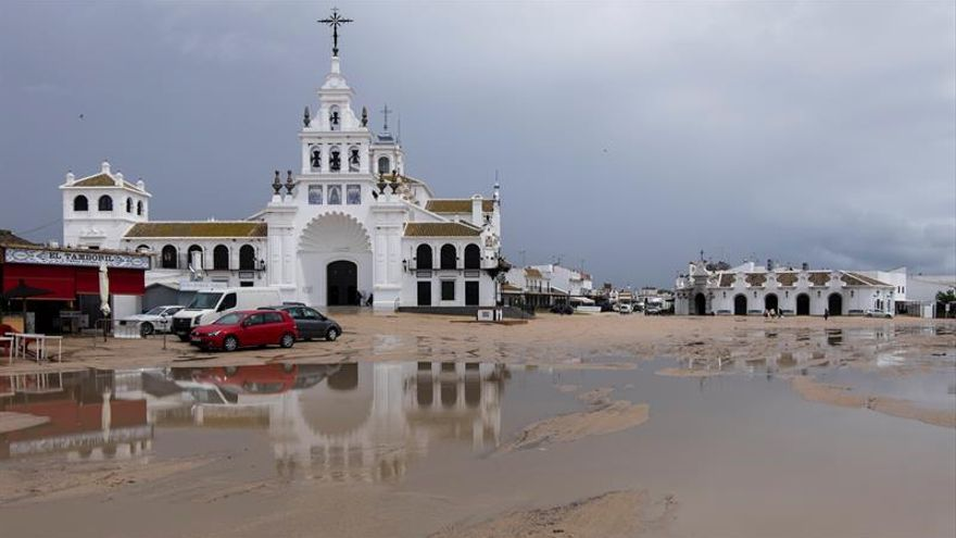 El 90 % de las 117 hermandades rocieras van a variar recorrido por la lluvia
