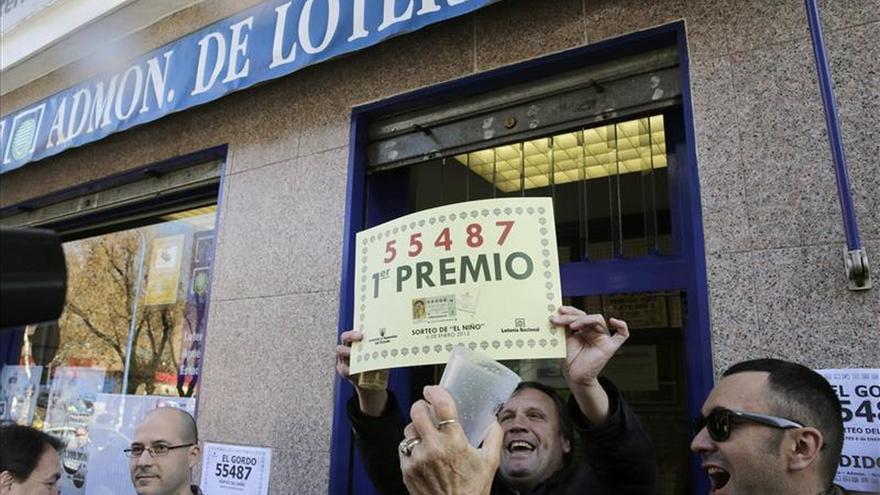 Los españoles gastaron de media 47 euros en la lotería de El Niño