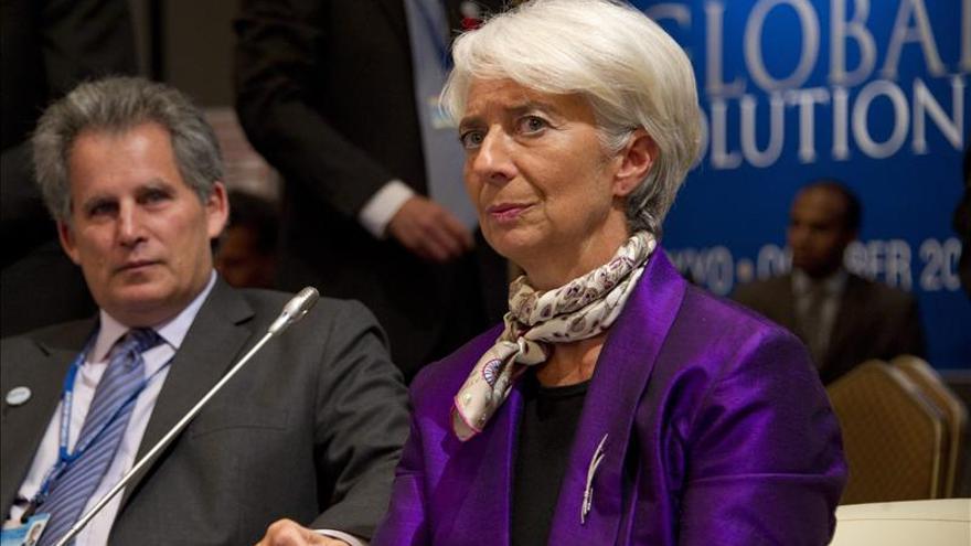 El FMI recorta la previsión de crecimiento de China y advierte del riesgo del crédito