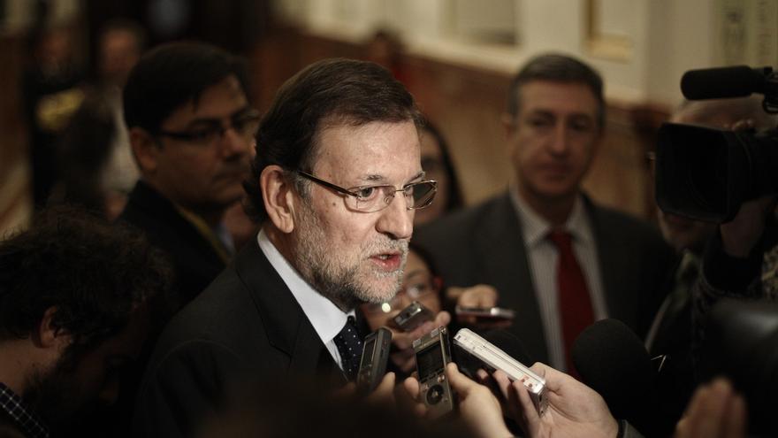"""Rajoy se compromete a """"respetar"""" lo que haga la Fiscalía sobre la querella contra Mas, """"sea una cosa o la otra"""""""