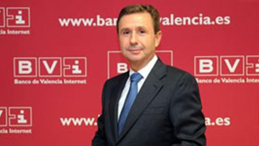 Aurelio Izquierdo. (BANCO DE VALENCIA)