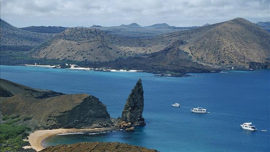 El turismo en las Islas Galápagos creció un seis por ciento en 2014