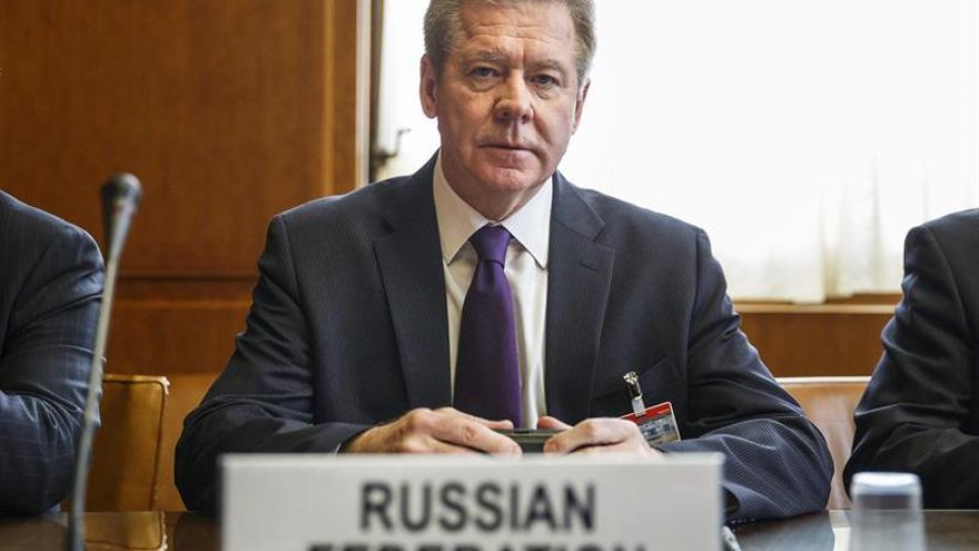 Rusia no ve posible una resolución de la ONU sobre Siria tras el ataque de EEUU