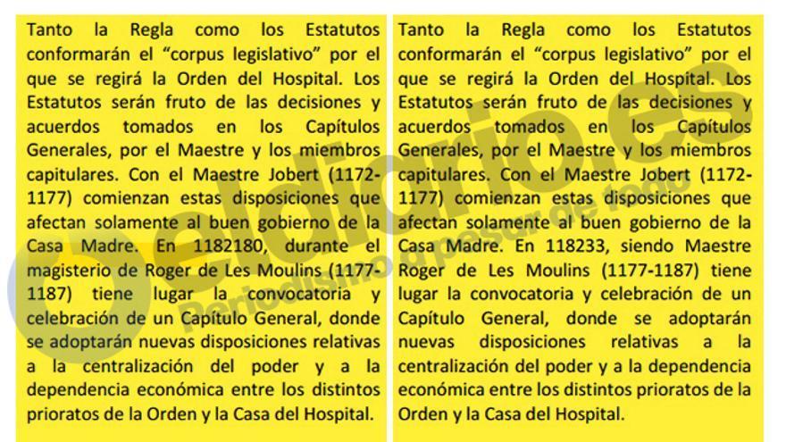 Párrafos completos calcados de la tesis de Rafael Pérez Peña.