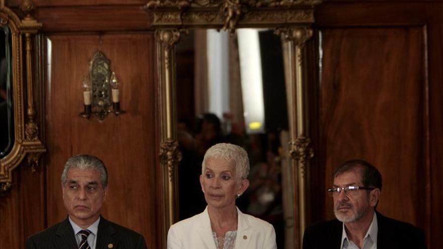 El Congreso de Guatemala debatirá mañana con nueva terna para la Vicepresidencia