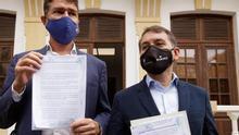 Coalición Canaria enchufó en un puesto ficticio de Sanidad a su socio en Santa Cruz en los últimos días del Gobierno regional