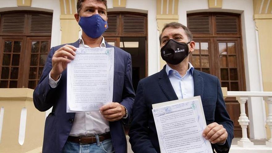 El juez aprecia infracción del ordenamiento jurídico en la votación de la moción de censura de Santa Cruz de Tenerife pero la da por buena