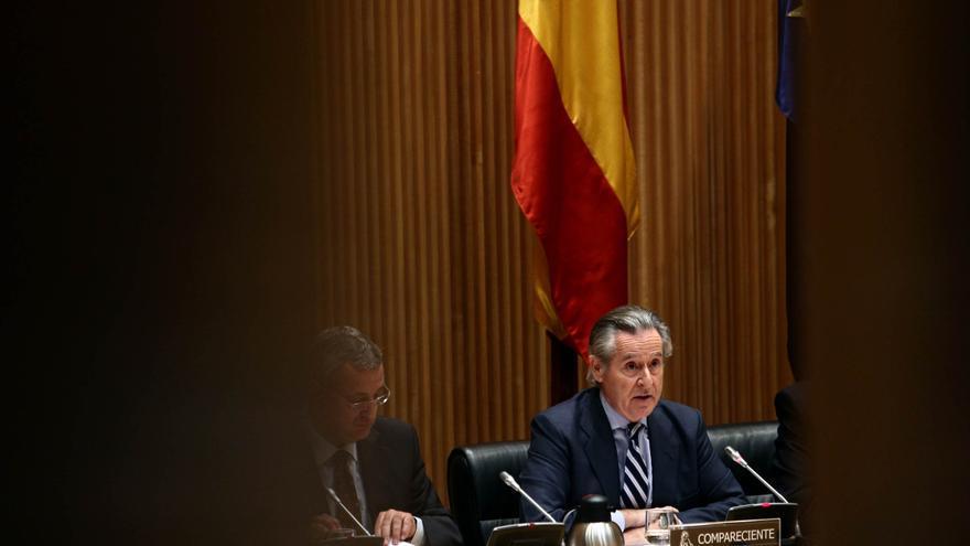 (Ampl.) Blesa abandona la cárcel de Soto del Real tras depositar la fianza de 2,5 millones de euros