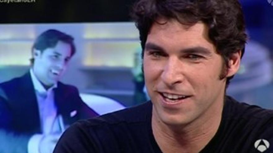 """Cayetano Rivera confesó que sintió """"vergüenza"""" en el videoclip de Paquirrín"""