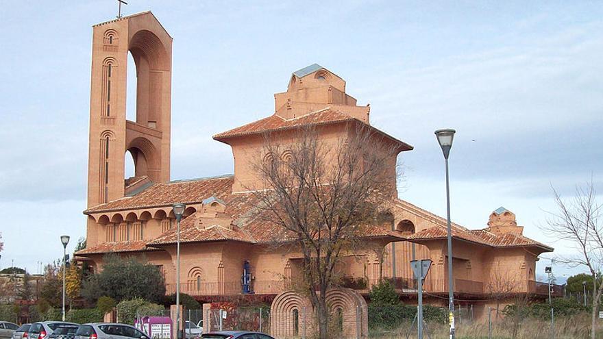 La Iglesia de Caná, en Pozuelo de Alarcón (Madrid). / Wikipedia