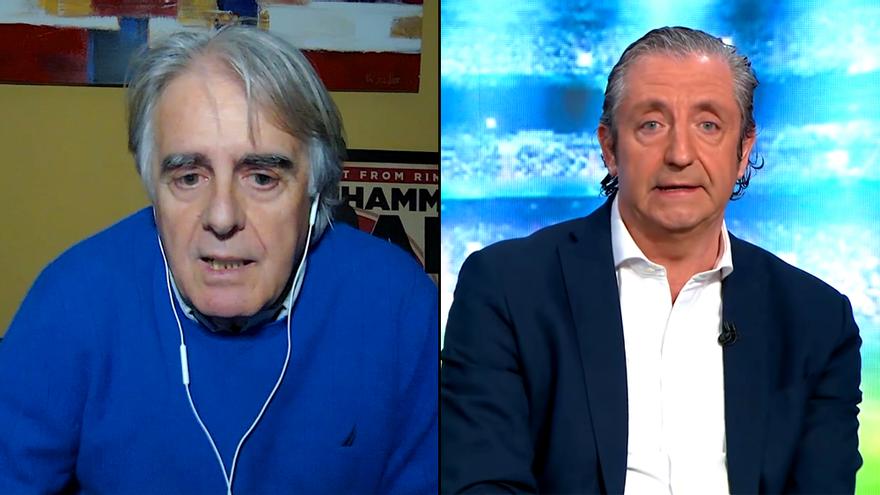 Siro López y Josep Pedrerol