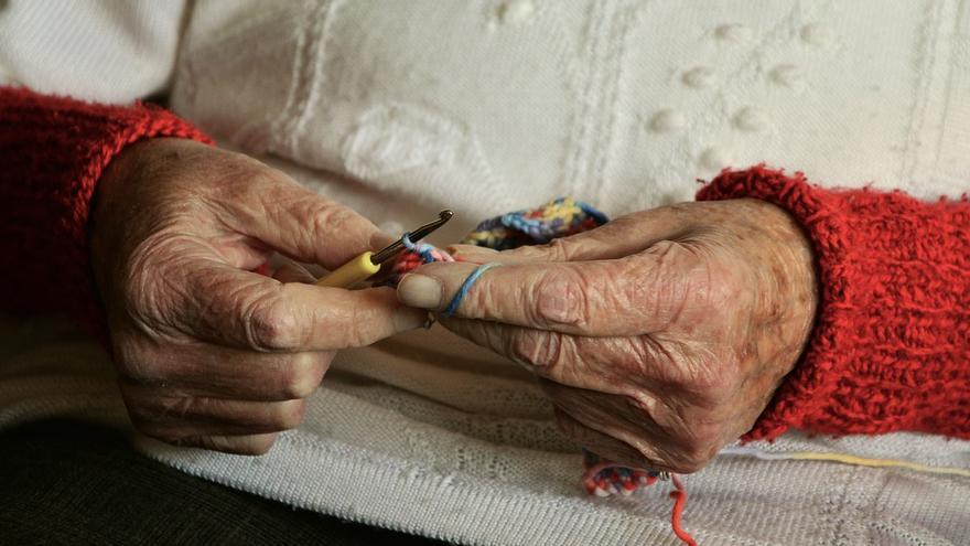Unas 30.000 personas padecen alzhéimer en Canarias.