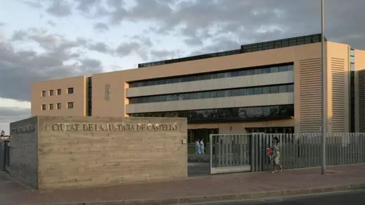 Ciutat de la Justícia de Castelló.