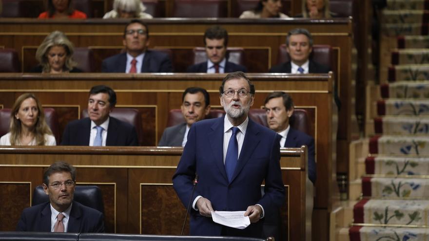 Rajoy defiende su apuesta por la Justicia y anuncia la creación de 300 nuevas plazas de jueces y fiscales