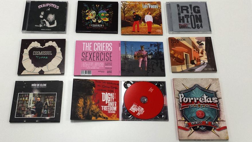 CDs CARNE CUDA