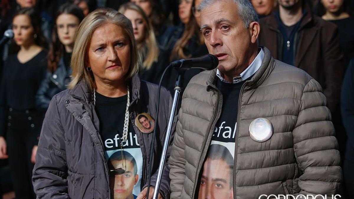 Los padres de Paco Molina