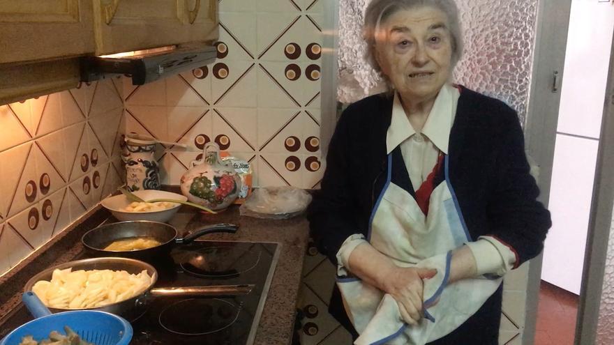Captura de uno de los vídeos.
