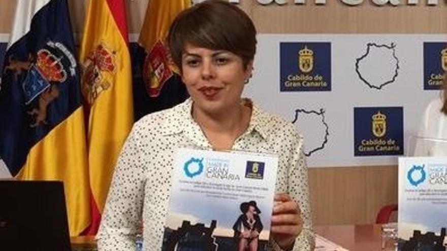 Minerva Alonso Santana, en una imagen de archivo