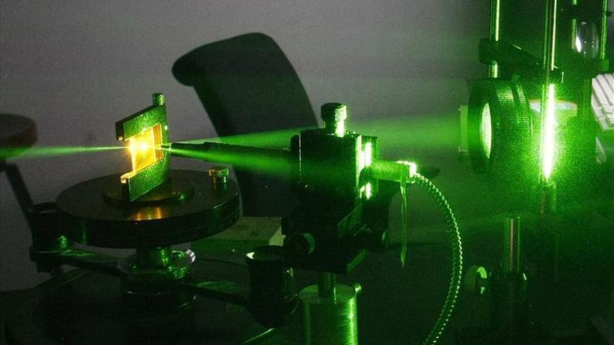 Crean nuevos láseres que detectan una proteína relacionada con el cáncer