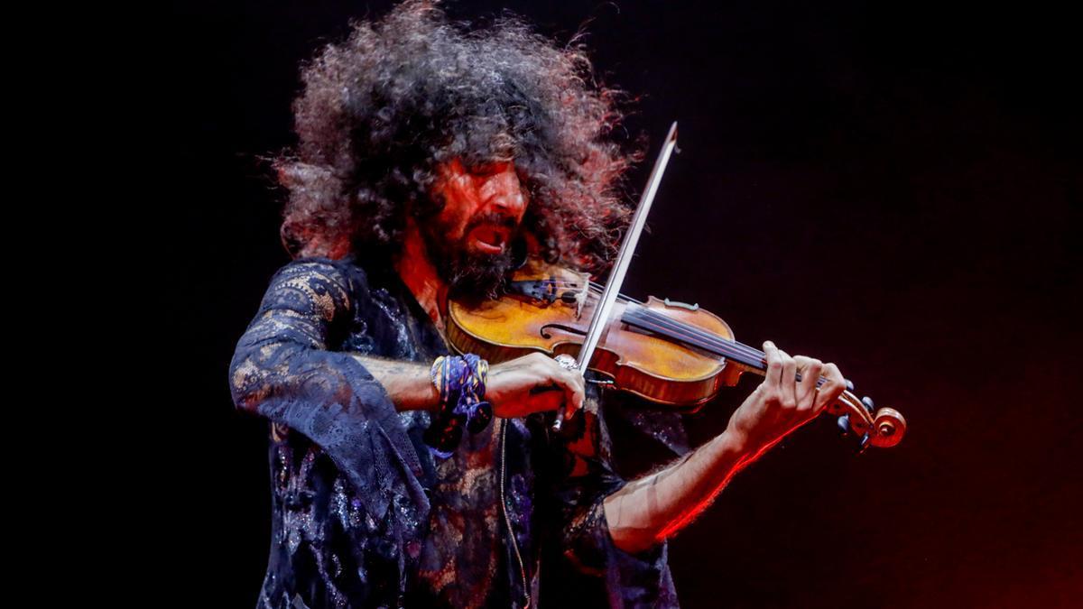 El violinista Ara Malikian intervendrá el 24 de julio en Magdalena Deluxe.