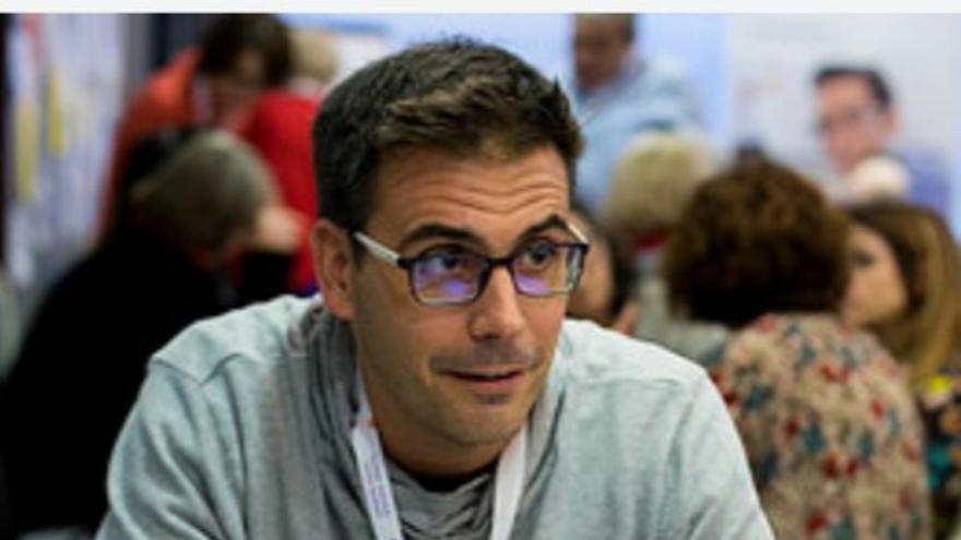 José Manuel Galán profesor instituto Ceclavín