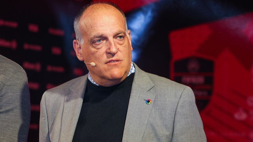 Tebas faces the Government for the bets after a notification of the Treasury and 105 million of debt guaranteed by the State