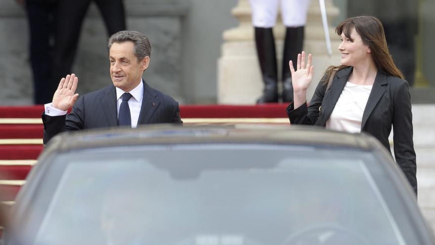 El ex presidente francés Nicolás Sarkozy dará conferencias en los próximos meses