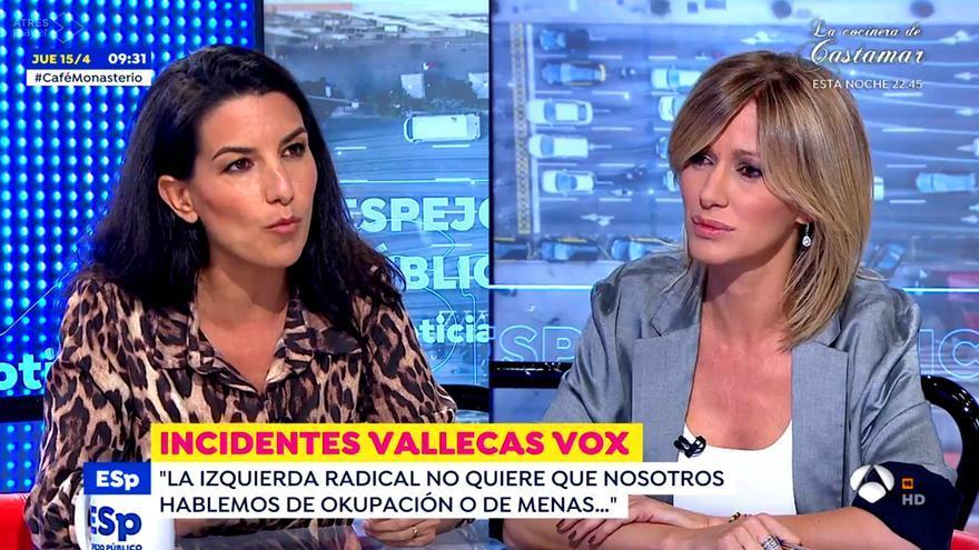 Rocío Monasterio / Susanna Griso