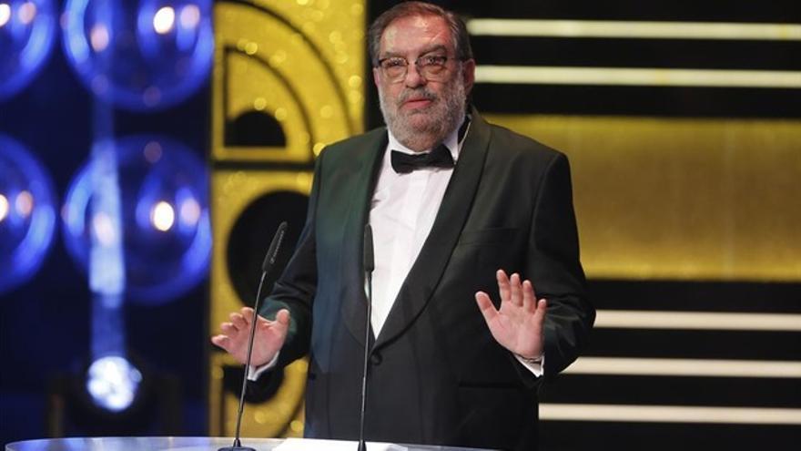 Enrique González Macho, expresidente de la Academia de Cine