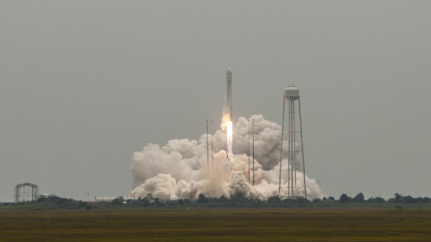 Los planes de la NASA de Marte le harán parar en la Luna