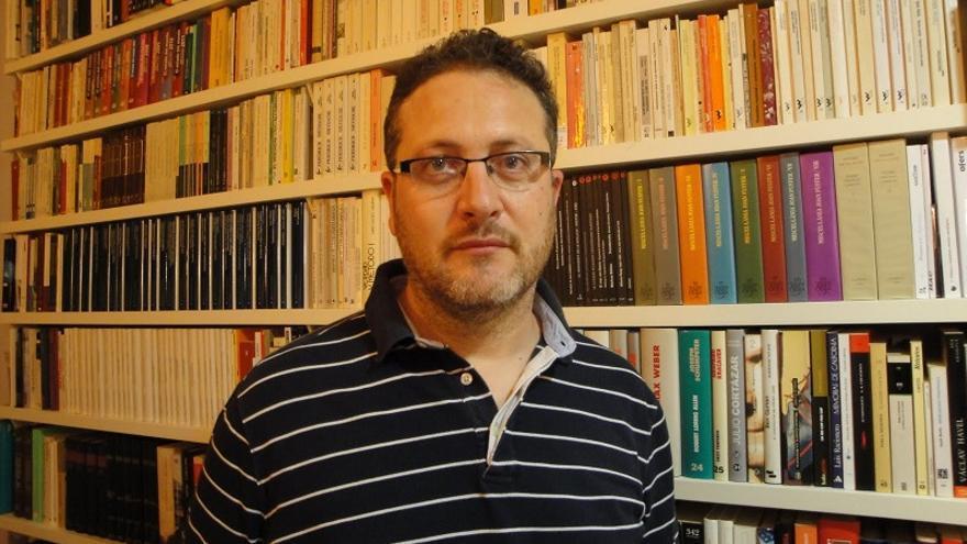 Vicent Flor, nuevo director de la Institución Alfons el Magnànim