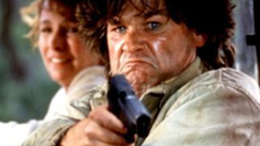 Paramount y Kurt Russell disparan con acierto en la TDT