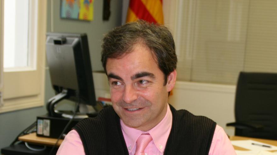 El abogado Jordi Palou