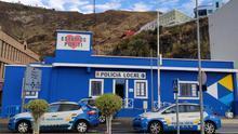 Comisaría de la Policía Local.
