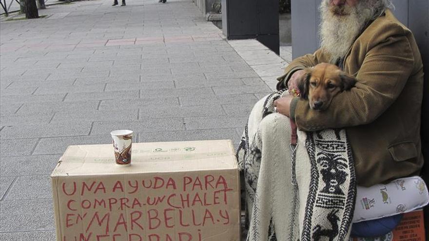 Casi la mitad de las personas sin hogar ha sido víctima de un delito de odio