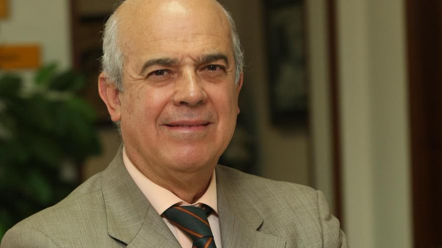 El otorrinolaringólogo tinerfeño José Juan Barajas, premio de la Academia Americana de Audiología