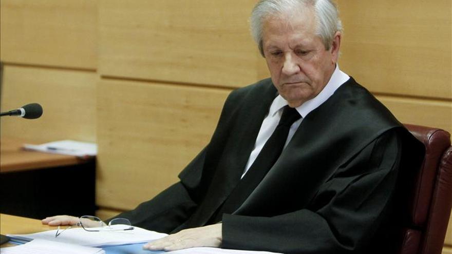 La Audiencia Nacional rechaza desbloquear cuentas de Bárcenas para pagar a su abogado