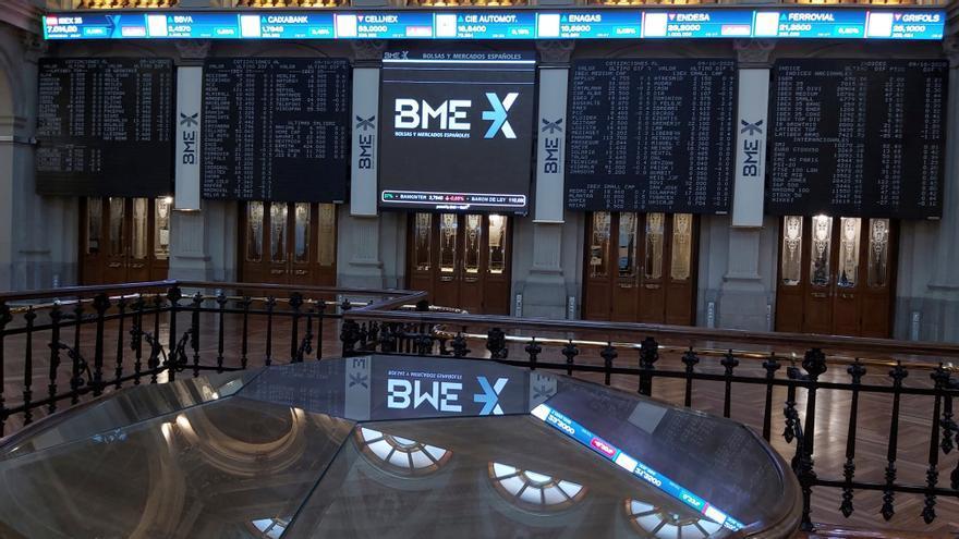 La Bolsa española se desliga de las ganancias de Europa y cae el 0,05 %