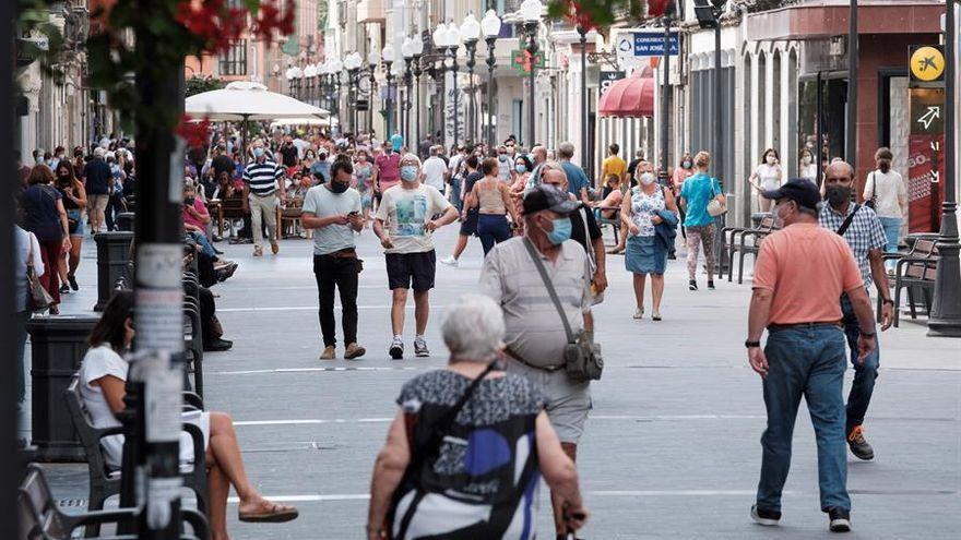 Las Palmas de Gran Canaria impondrá este lunes nuevas restricciones ante el aumento de contagios de COVID