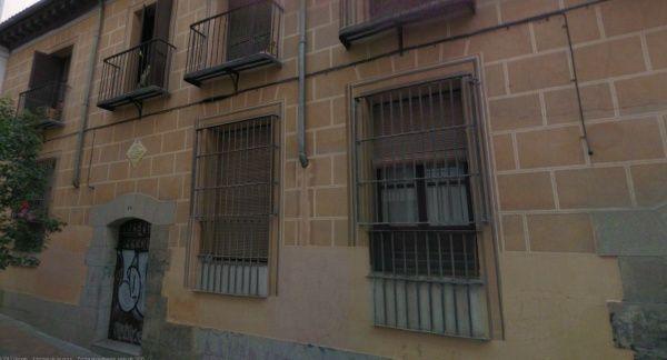 El edificio de Madera 24-26