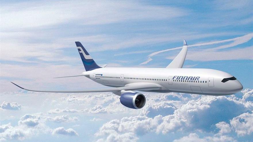 La aerolínea Finnair perdió 38,8 millones de euros en el primer trimestre