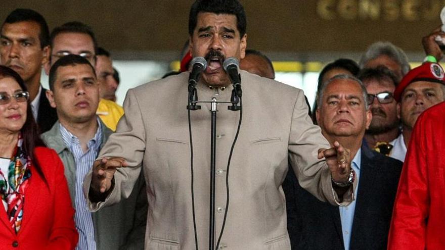 """Maduro insiste en que la Constituyente es el """"camino"""" para lograr la paz en Venezuela"""