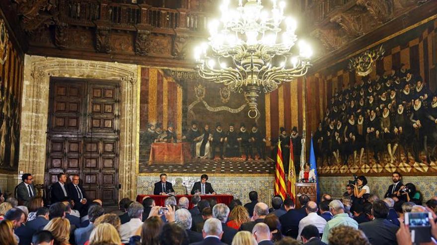 C.Valenciana y Cataluña vigilarán de cerca las obras del Corredor Mediterráneo