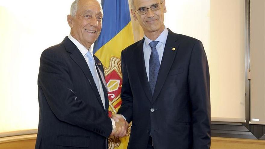 Portugal apoya candidatura de Andorra para acoger Cumbre Iberoamericana 2020