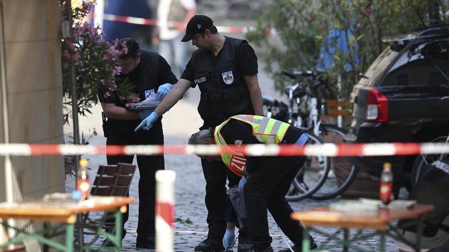 Los autores de los atentados de julio en Alemania recibieron instrucciones vía chat