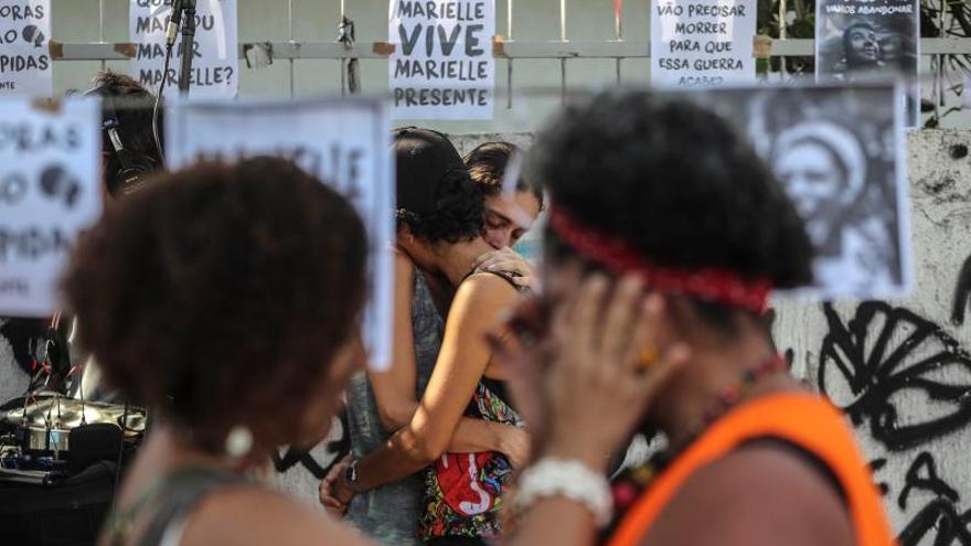"""""""¡Paren de matarnos!"""", mujeres negras dicen no al racismo en Río de Janeiro"""